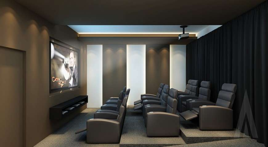 17- home cinema