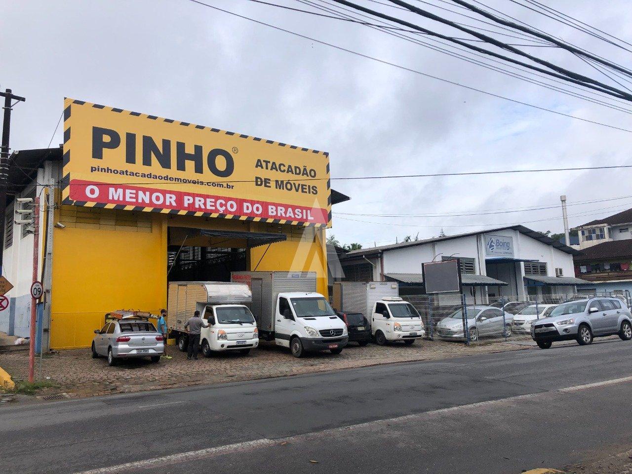 Pavilhão/galpão/depósito à venda  no Bom Retiro - Joinville, SC. Imóveis